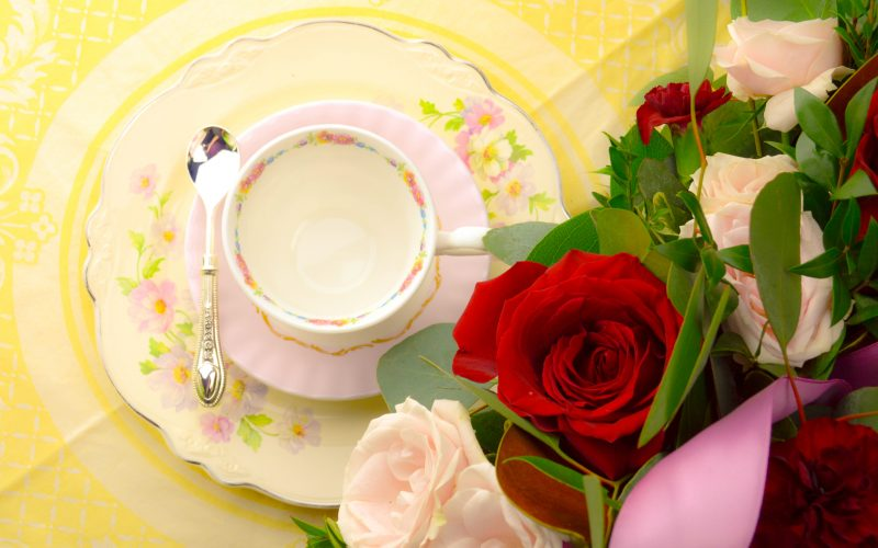 Mother's Day Tea - May 11th, 2019 - Tea Party To Go